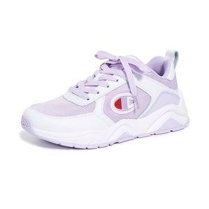 Champion 93 Eighteen Pastel Block Sneaker 6